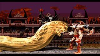 Mortal Kombat New Era (2021) New Freddy Krueger Full Playthrough