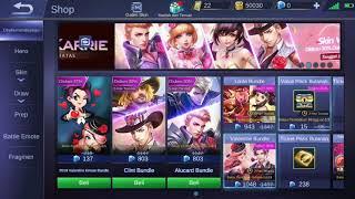 Cara Membeli Hero Kimmy Menggunakan Battle Point - Mobile Legends Bang Bang