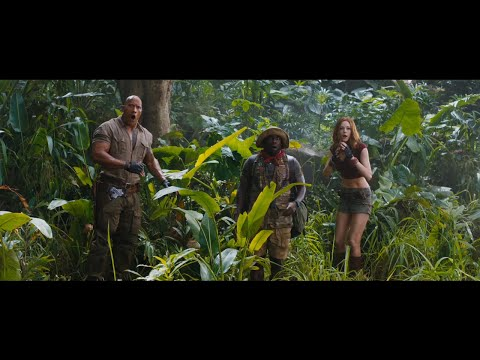 'Jumanji: Welcome to the Jungle' Trailer: This Time It's a Video Game!