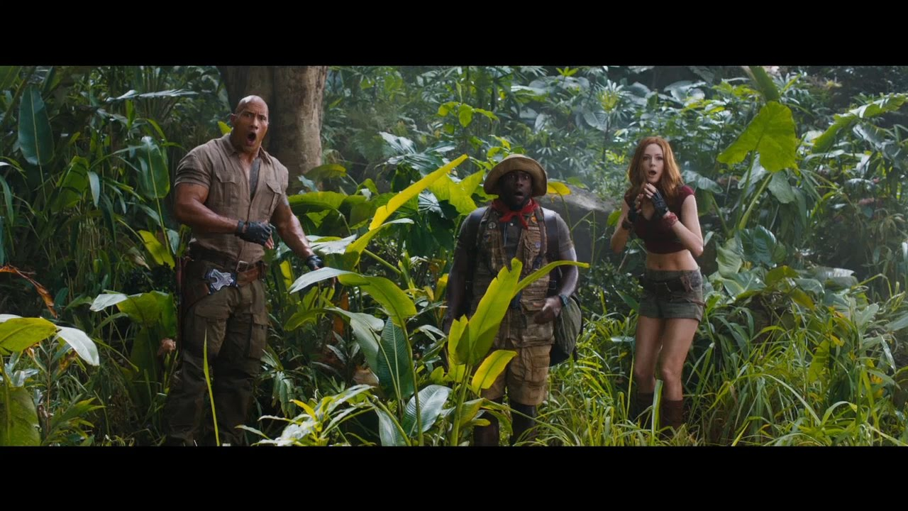 Image result for jumanji welcome to the jungle youtube