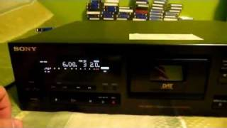 Sony DTC-790 DAT Deck Repair