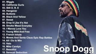 Gambar cover Snoop Dogg Greatest Hits - The Best Of Snoop Dogg