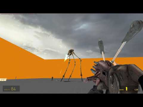 HL2 Beta Weapons (Project 9 Mod: Source Release)