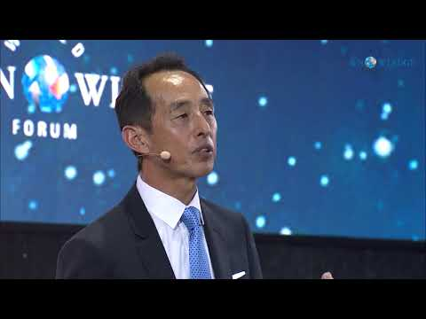 [Young Sohn / World Knowledge Forum] Driving Innovation in the Data Economy