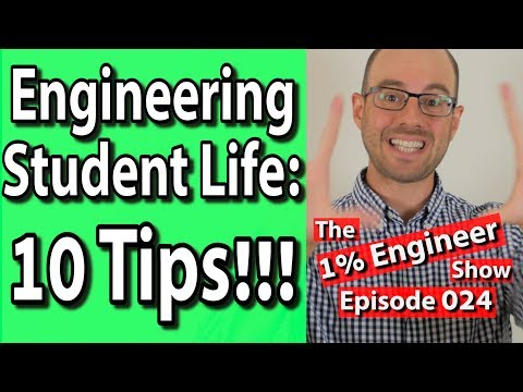 Engineering Student Life | Engineering Tips | 10 Tips & Facts | Engineering Student Problems