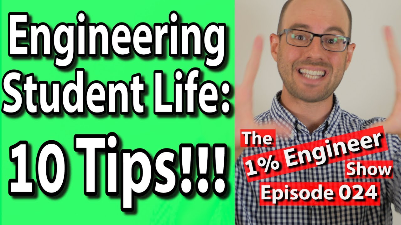 Engineering Student Life | Engineering Tips | 10 Tips & Facts | Engineering Student Problems image
