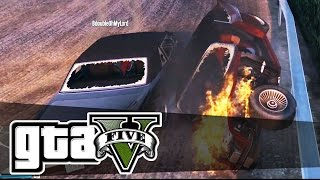 Grand Theft Auto 5 - DEMOLITION DERBY - Episode 9 | (GTA 5 Online PC Gameplay) Pungence