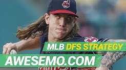 MLB DFS Strategy - Fri 6/28 - DraftKings FanDuel Yahoo - Awesemo.com