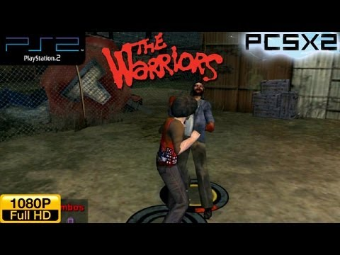 The Warriors - PS2 Gameplay HD 1080p (PCSX2) - YouTube