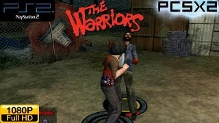 The Warriors - PS2 Gameplay HD 1080p (PCSX2)