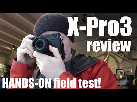 Fujifilm X-Pro3 review: IN-DEPTH field test in Florence!