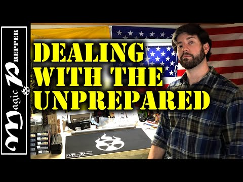 Dealing With Non Preppers In SHTF | There Will Be Dangerous People