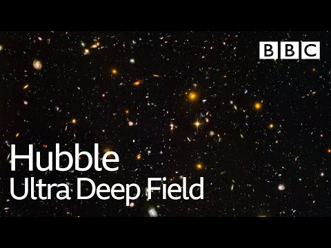 The deepest image of the Universe ever taken | Hubble: The Wonders of Space Revealed - BBC