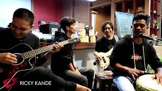 RAFLI - RANUP COVER KITO    Live at Umah Jamen Coffee & Eatery
