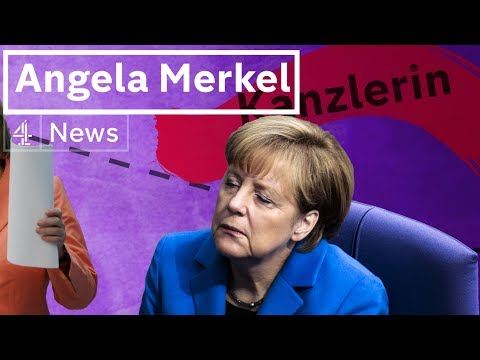 Angela Merkel: The secrets of her rise to power - and