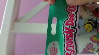 Unboxing Squish-Dee-Lish
