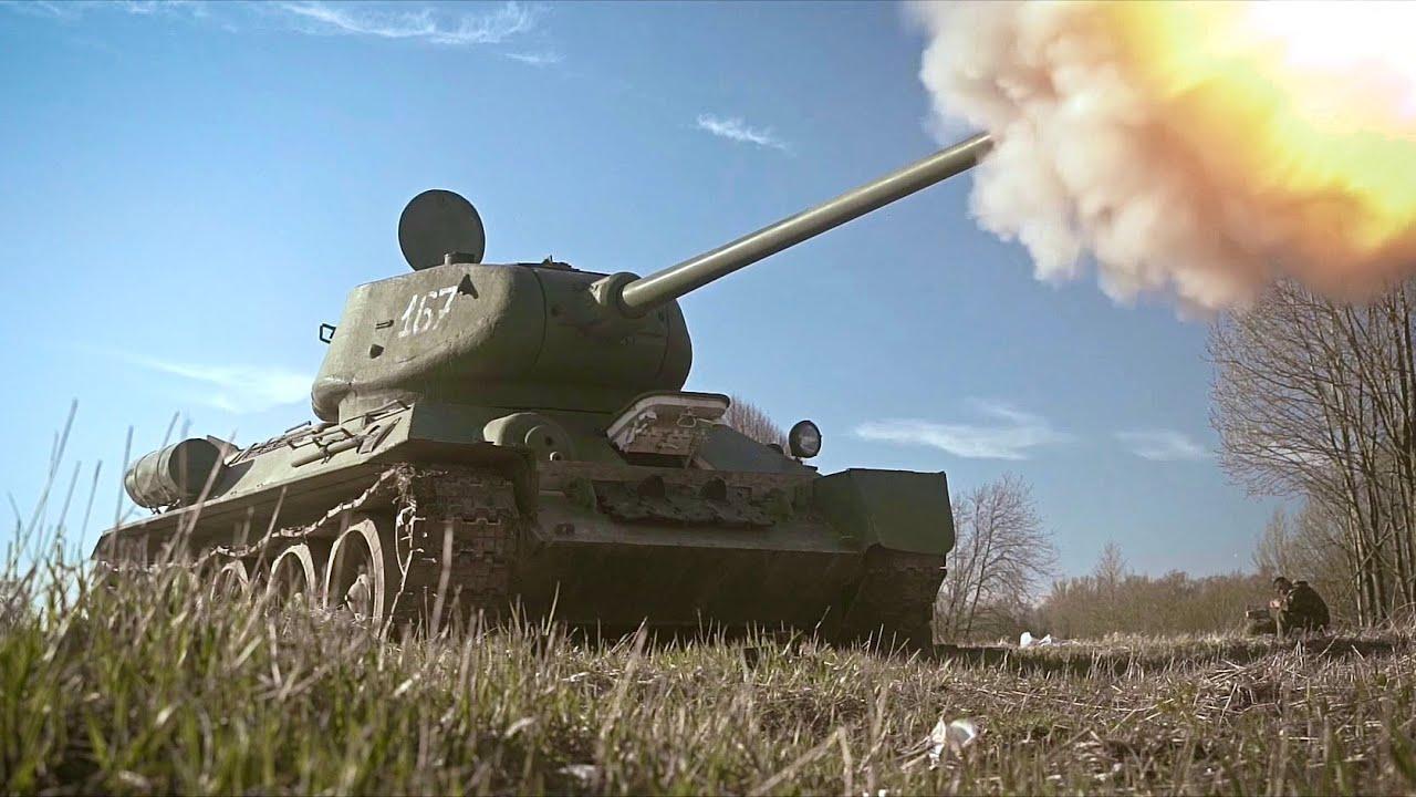 Теперь у нас есть танк, что дальше?