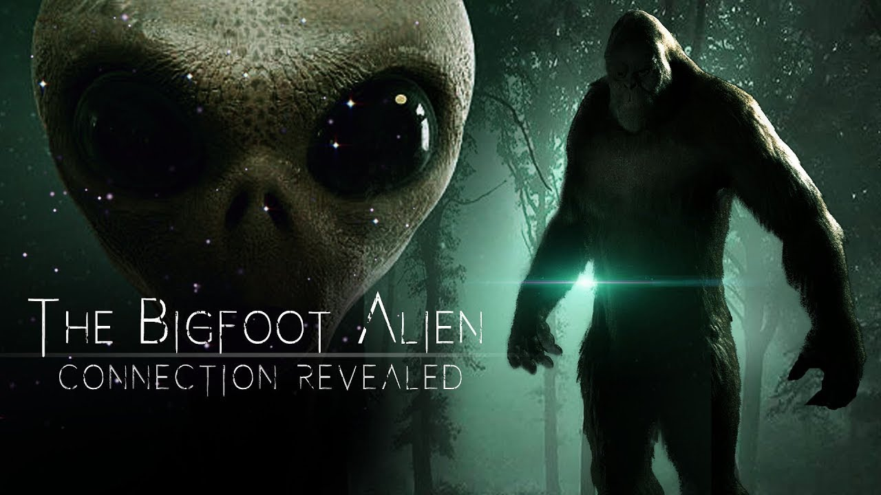 Download Full Movie: The Bigfoot Alien Connection Revealed
