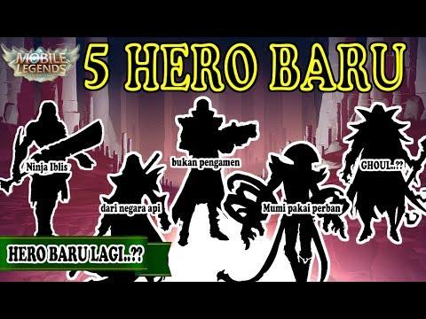 download BOCORAN !! DAFTAR 5 HERO YANG AKAN SEGERA DIRILIS SETELAH KIMMY SPLAT QUEEN