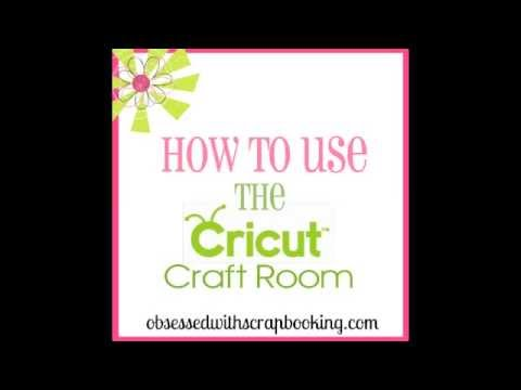 Using layers in the cricut craft room youtube for Cricut craft room download