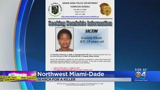 Police Seeking Info In NW Miami-Dade Murder