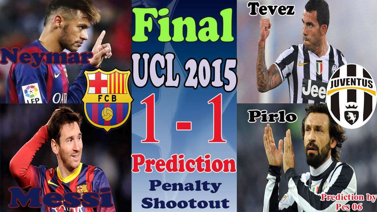 Barca Juve Finale