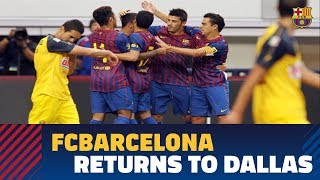 Barça heading back to Dallas on 2018 summer tour