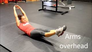 Hollow Body Progressions--Charles River CrossFit