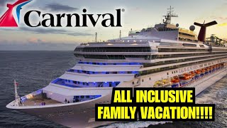 Carnival Cruise!! [family Vacation]