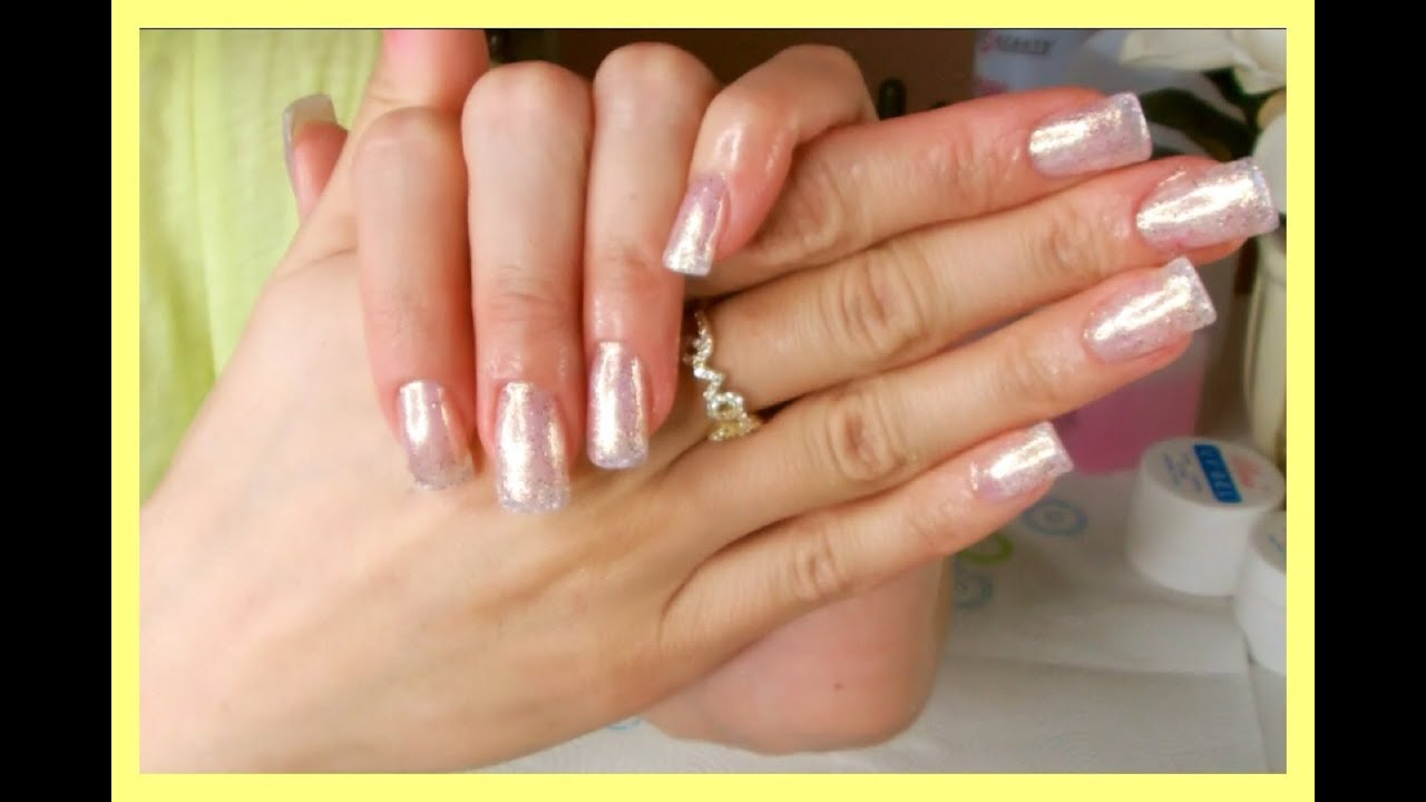 Gel Nails Fill In At Home Diy