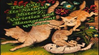 The Cat Its Natural History Varieties & Management (On the Management & Treatment of Cats) ch 4 of 9