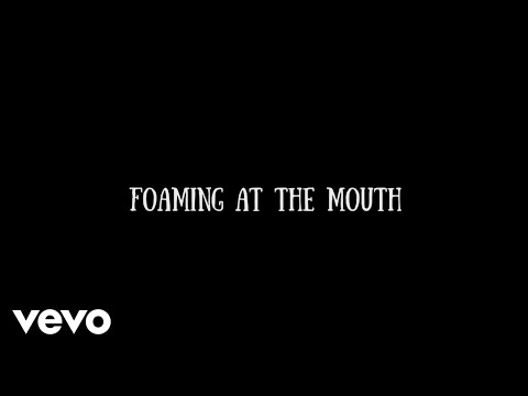 James Cook - Foaming At The Mouth (Official Music Video)