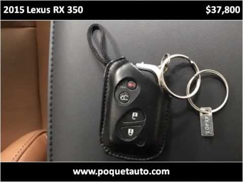 2015 lexus rx 350 used cars golden valley mn youtube for Poquet motors golden valley mn