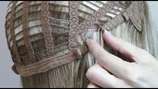 Tutorial: 4 Ways to Make a Wig Larger