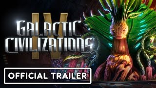 Galactic Civilizations IV - Official Announcement Trailer