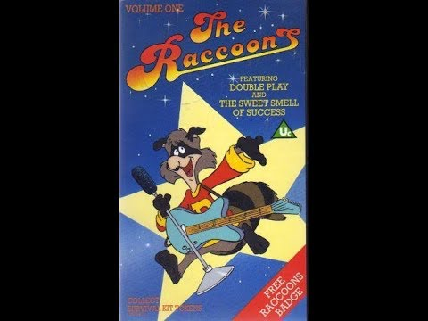 Download Original VHS Opening: The Raccoons Volume One (UK Retail Tape)
