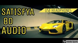 Satisfya Imran Khan 8D Audio Use Headphones Bass Boosted Mixhound 3D Studio.mp3
