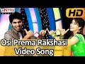 Kotha Janta Video Songs || Osi Prema Rakshasi Song || Allu Sirish, Regina Cassandra