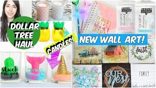 DOLLAR TREE HAUL NEW FINDS MARCH 2019