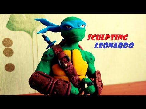 Teenage mutant ninja turtles- Leonardo(mutants in manhattan)