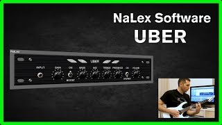 NaLex Software Uber - VST Plugin review and tone test