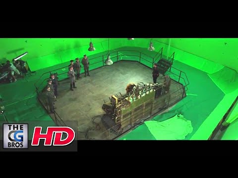"CGI VFX Making of : ""Iron Sky: 800 VFX Shots"" 