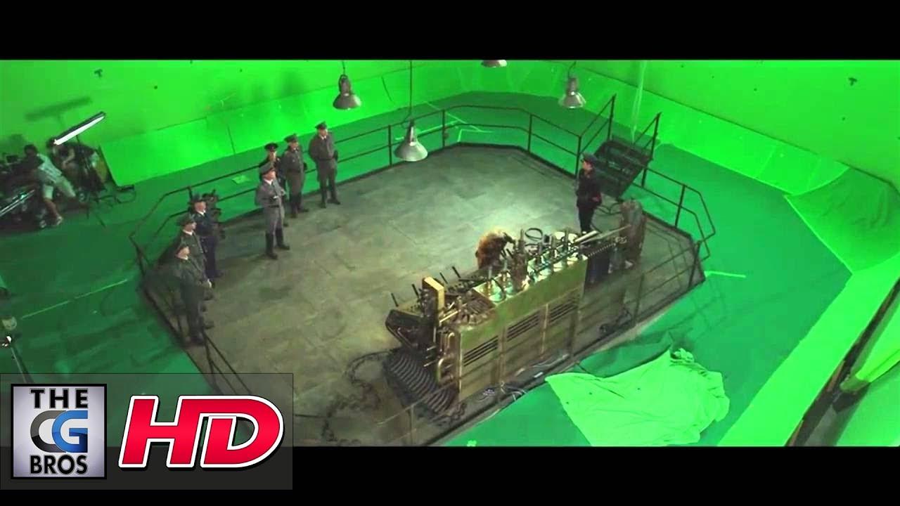 3d Max Wallpaper Cgi Vfx Making Of Quot Iron Sky 800 Vfx Shots Quot Youtube