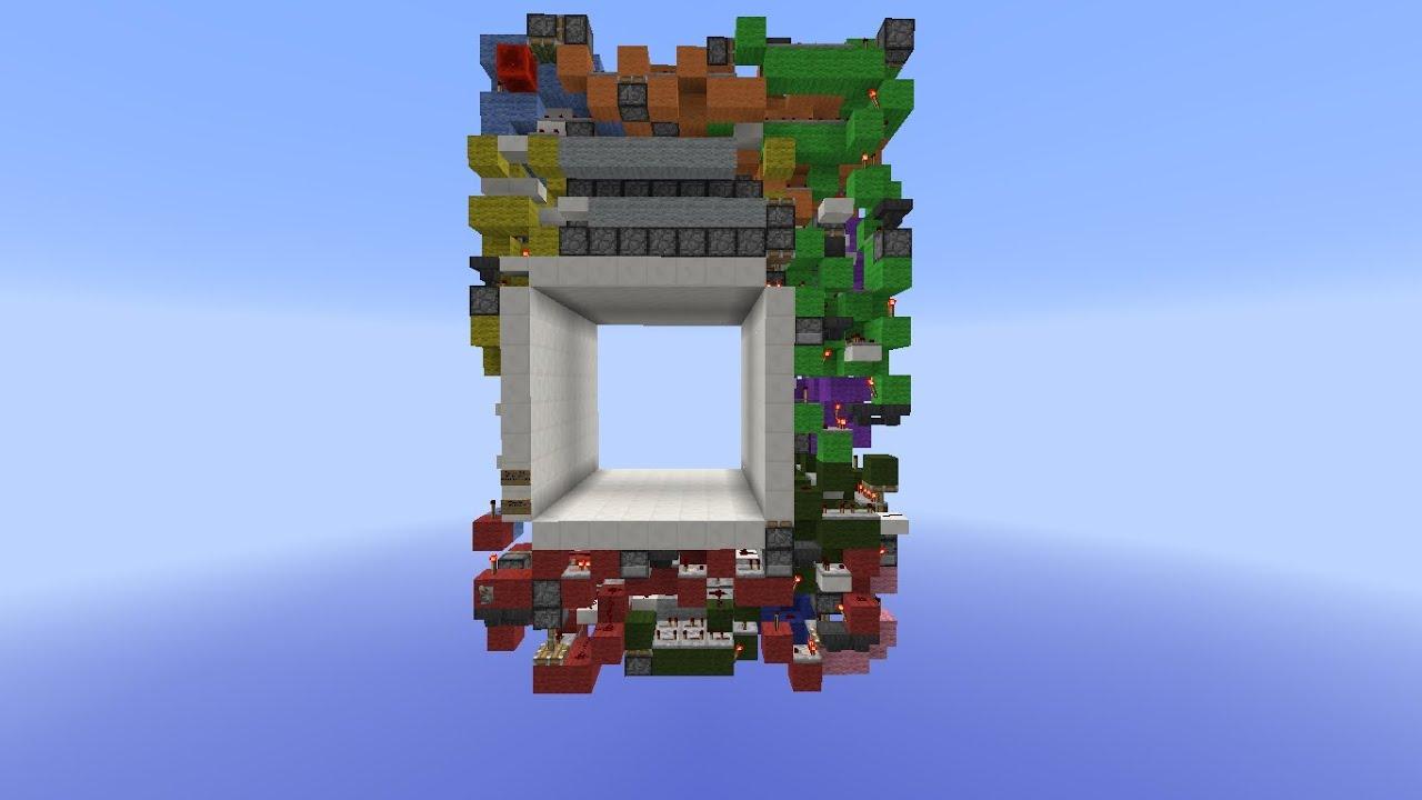 A-man\u0027s Redstone [Showcase] Smallest 8x8 Piston Door with Mruberduck2! & A-man\u0027s Redstone [Showcase] Smallest 8x8 Piston Door with ... Pezcame.Com