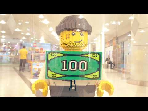 Inspire me at Lego Festival