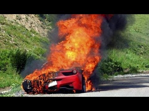 Awesome Super Car Crash Compilation (only videos)