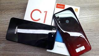 Redmi 7 vs Realme C1 (2019) - Which Should You Buy ?