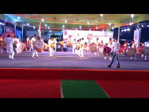 Sakal Dhol Tasha Competetion 2017 - Shivpratap Dhol pathak