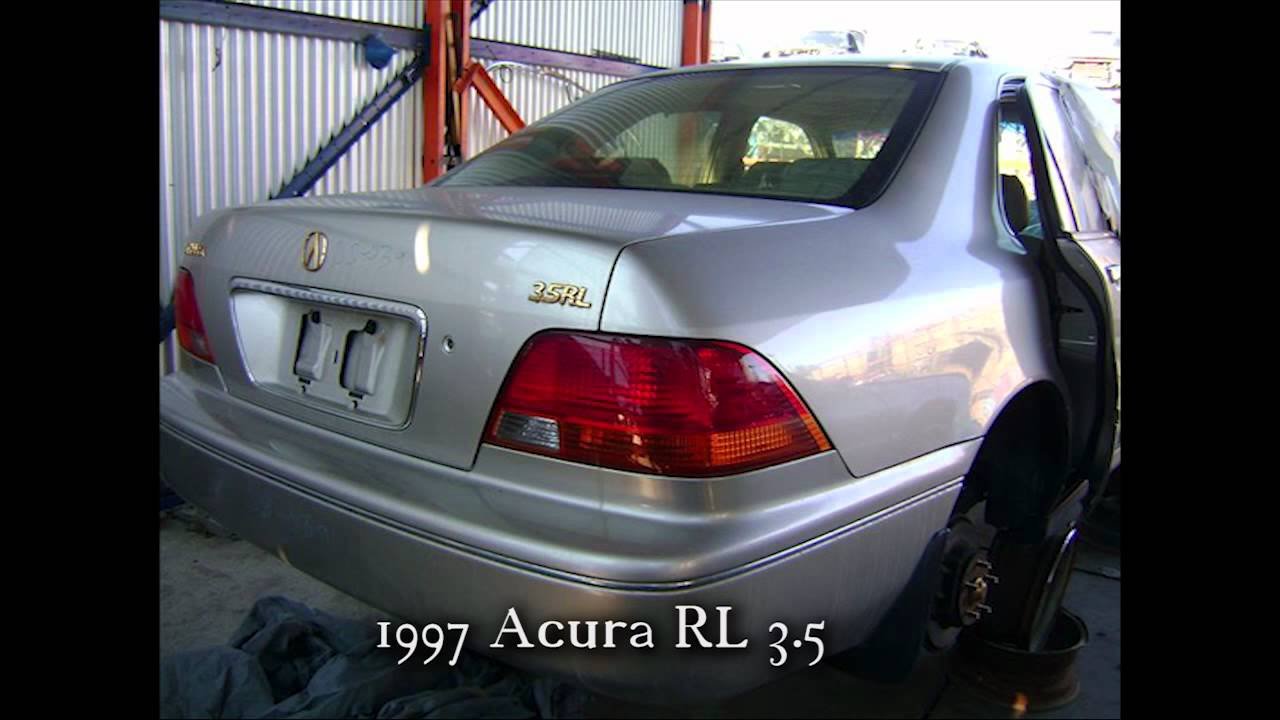 1998 acura rl parts auto wreckers recyclers anhdonline com acura used