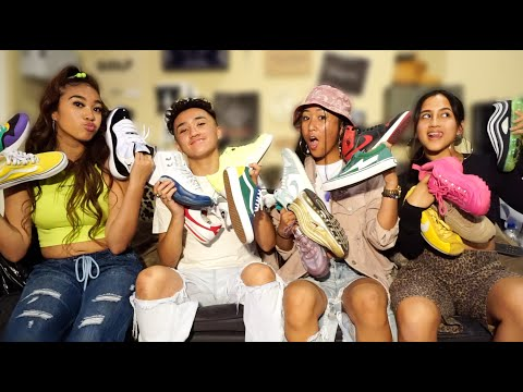 OUR EPIC SNEAKER COLLECTION!